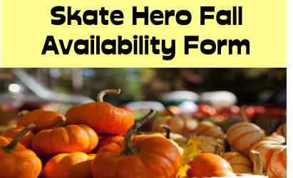 Hero Availability Fall